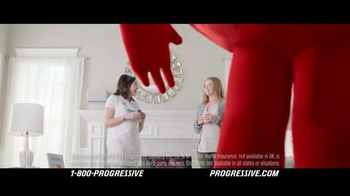 Progressive TV Spot, 'Kool-Aid Man' - Thumbnail 9
