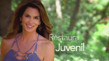 Meaningful Beauty Ultra TV Spot, 'Restaura' con Cindy Crawford [Spanish] - Thumbnail 3