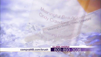 Meaningful Beauty Ultra TV Spot, 'Restaura' con Cindy Crawford [Spanish] - Thumbnail 4