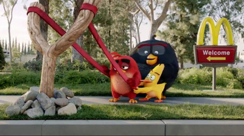 McDonald's TV Spot, 'The Angry Birds Movie: Launch' - Thumbnail 2