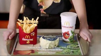 McDonald's TV Spot, 'The Angry Birds Movie: Launch' - Thumbnail 6