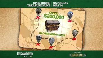 The Cascade Team TV Spot, 'Open House Treasure Hunt' - Thumbnail 2