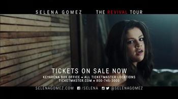 AEG Live TV Spot, 'Selena Gomez Revival Tour: Key Arena' - Thumbnail 2