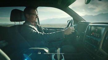 2016 GMC Sierra Denali TV Spot, 'Don't Miss a Thing'
