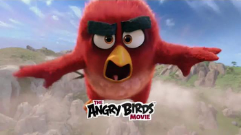 The Angry Birds Movie Playsets and Collectibles TV Spot, 'New Challenge' - Thumbnail 1