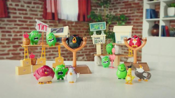 The Angry Birds Movie Playsets and Collectibles TV Spot, 'New Challenge' - Thumbnail 2