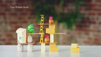 The Angry Birds Movie Playsets and Collectibles TV Spot, 'New Challenge' - Thumbnail 6