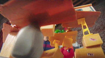 The Angry Birds Movie Playsets and Collectibles TV Spot, 'New Challenge' - Thumbnail 7