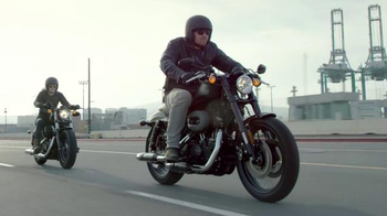 2016 Harley-Davidson Roadster TV Spot, 'Remember Those Adventures?'