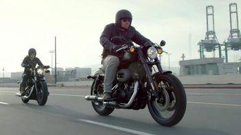 2016 Harley-Davidson Roadster TV Spot, 'Remember Those Adventures?'