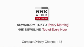 NHK World TV Spot, 'Live From Japan' - Thumbnail 9