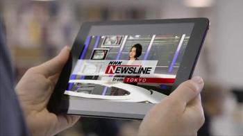 NHK World TV Spot, 'Live From Japan' - Thumbnail 6