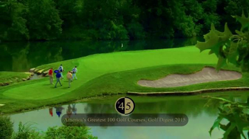 Victoria National Golf Club TV Spot, 'World Class Golf Experience' - Thumbnail 3