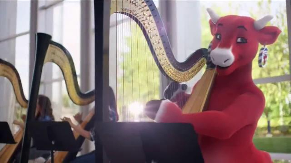 The Laughing Cow TV Commercial, 'The Curious Life: Yoga'