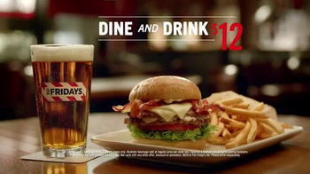TGI Friday's Dine and Drink TV Spot, 'Pic Your Night' - Thumbnail 8