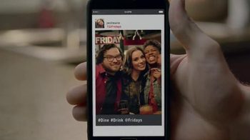 TGI Friday's Dine and Drink TV Spot, 'Pic Your Night' - Thumbnail 3