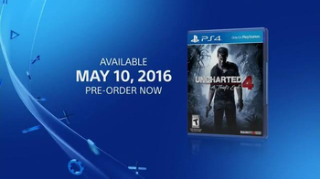 Uncharted 4: A Thief's End TV Spot, 'Gameplay Trailer' - Thumbnail 9