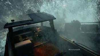 Uncharted 4: A Thief's End TV Spot, 'Gameplay Trailer' - Thumbnail 7