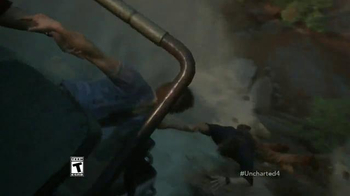 Uncharted 4: A Thief's End TV Spot, 'Gameplay Trailer' - Thumbnail 8