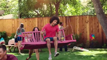 Mike's Hard Lemonade TV Spot, 'The Yard is Open - Come Out Back!' - Thumbnail 3
