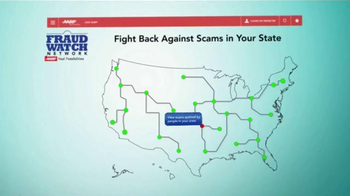AARP Fraud Watch Network TV Spot, 'Sketchy Guy' - Thumbnail 7