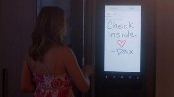 Samsung Family Hub TV Spot, 'Birthday Party' Ft. Kristen Bell, Dax Shepard