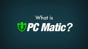 PCMatic.com TV Spot, 'What is PC Matic?' - Thumbnail 1