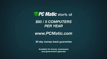 PCMatic.com TV Spot, 'What is PC Matic?' - Thumbnail 8