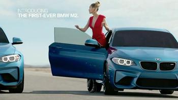 2016 BMW M2 TV Spot, 'Eyes On Gigi Hadid' - Thumbnail 10