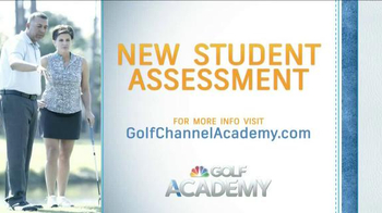 Golf Channel Academy TV Spot, 'Step One: New Student Assessment' - Thumbnail 10