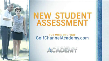 Golf Channel Academy TV Spot, 'Step One: New Student Assessment' - Thumbnail 9