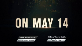 Time Warner Cable Pay-Per-View TV Spot, 'UFC 198: Werdum vs. Miocic' - Thumbnail 1