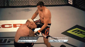 Time Warner Cable Pay-Per-View TV Spot, 'UFC 198: Werdum vs. Miocic' - Thumbnail 2
