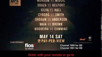 Fios by Verizon Pay-Per-View TV Spot, 'UFC 198: Werdum vs. Miocic' - Thumbnail 8