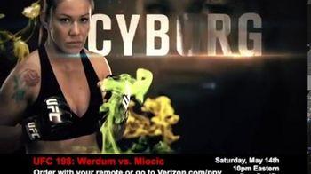 Fios by Verizon Pay-Per-View TV Spot, 'UFC 198: Werdum vs. Miocic' - Thumbnail 5