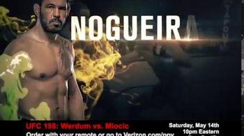 Fios by Verizon Pay-Per-View TV Spot, 'UFC 198: Werdum vs. Miocic' - Thumbnail 6