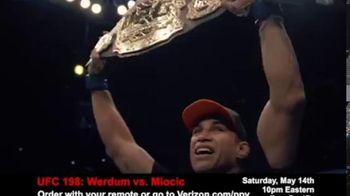 Fios by Verizon Pay-Per-View TV Spot, 'UFC 198: Werdum vs. Miocic' - Thumbnail 7