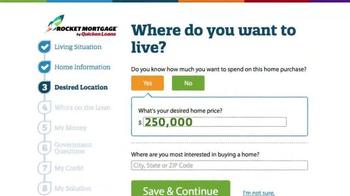 Quicken Loans Rocket Mortgage TV Spot, 'HGTV: Loft and Ranch' - Thumbnail 2