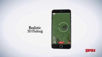Rapala Fishing: Daily Catch TV Spot, 'Realistic 3D Fishing' - Thumbnail 5