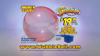 Super Wubble Bubble Ball TV Spot, 'Unstoppable' - Thumbnail 6