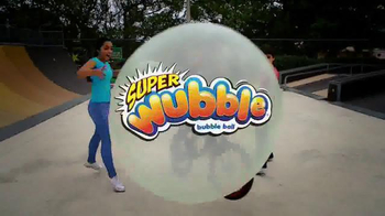 Super Wubble Bubble Ball TV Spot, \'Unstoppable\'