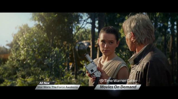 Time Warner Cable On Demand TV Spot, 'Star Wars: The Force Awakens' - Thumbnail 1