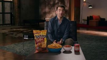 Tostitos Cantina Chipotle Thins TV Spot, 'FX Network: Smoky Heat' - 5 commercial airings