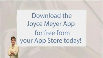 Joyce Meyer Ministries App TV Spot, 'Take Joyce With You' - Thumbnail 8