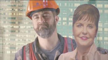 Joyce Meyer Ministries App TV Spot, 'Take Joyce With You' - Thumbnail 4