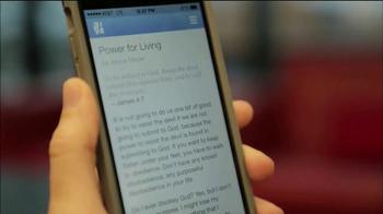 Joyce Meyer Ministries App TV Spot, 'Take Joyce With You' - Thumbnail 7