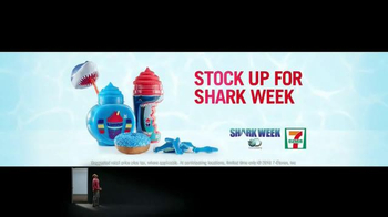 7-Eleven TV Spot, 'The Discovery Channel: Shark Week' - Thumbnail 4