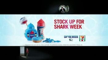 7-Eleven TV Spot, 'The Discovery Channel: Shark Week'