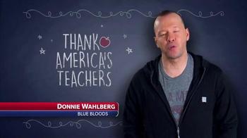 Farmers Insurance TV Spot, 'America's Teachers' Featuring Donnie Wahlberg - Thumbnail 1