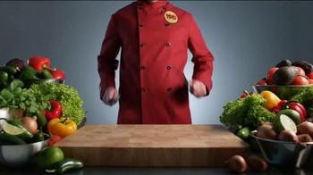 Moe's Southwest Grill Ancho Lime Bowl TV Spot, 'Waterfall' - Thumbnail 1